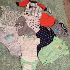 Other - 10 New born onesies ✨
